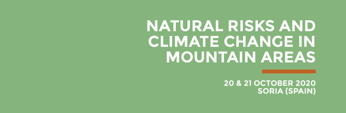 MONTCLIMA. NATURAL RISKS AND CLIMATE CHANGE IN MOUNTAIN AREAS